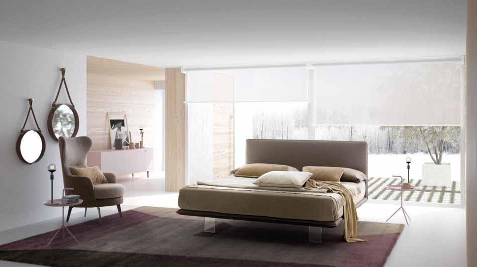 Le Comfort Letti 45 Moderni Snap – Bruni Arredamenti