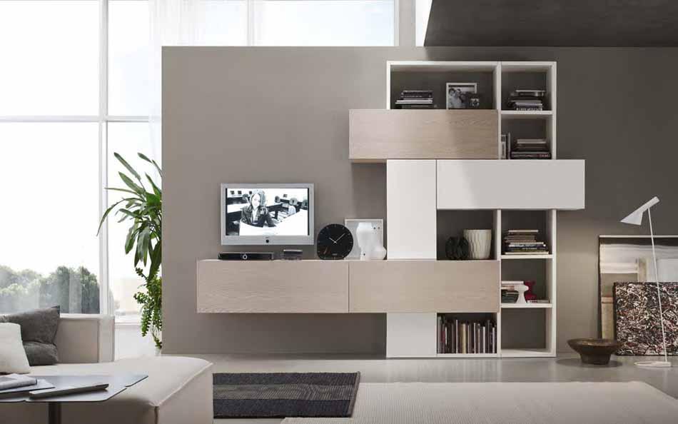 Mobilgam Librerie Moderne – Bruni Arredamenti – 105