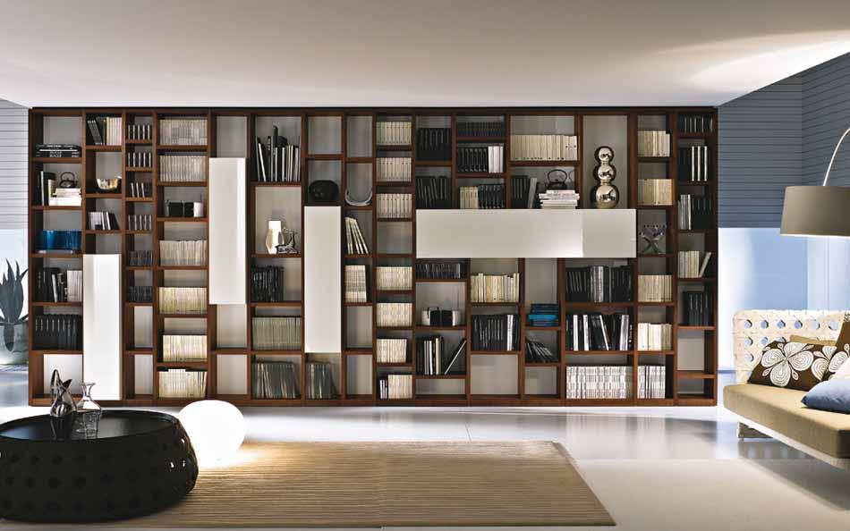 Mobilgam Librerie Moderne – Bruni Arredamenti – 106