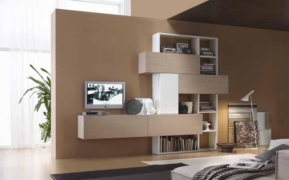 Mobilgam Librerie Moderne – Bruni Arredamenti – 107