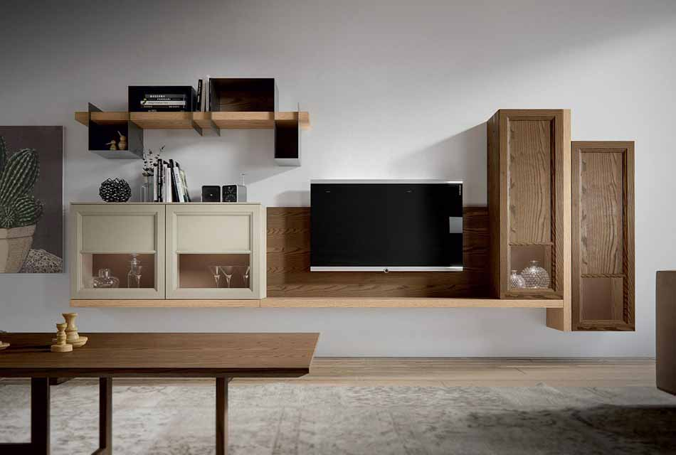 Mobilgam Living Classico Zinith – Bruni Arredamenti – 114