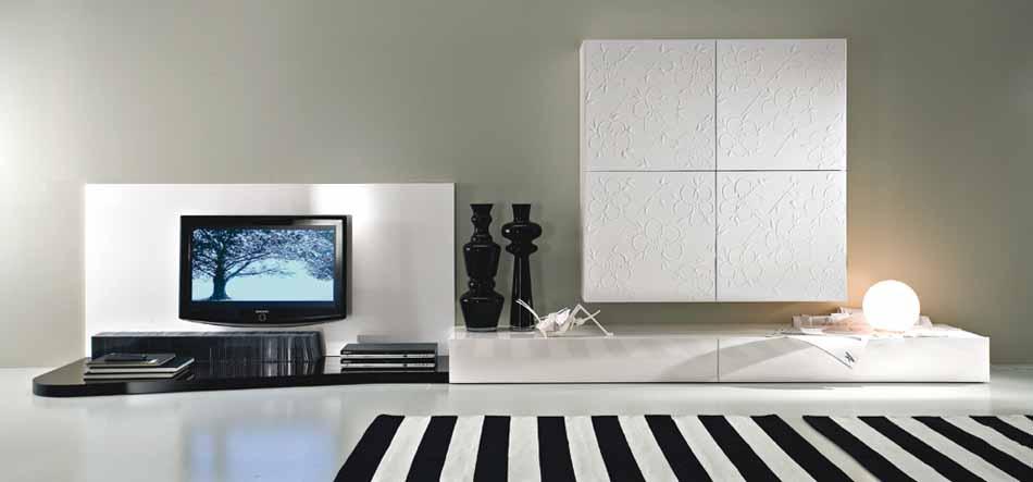 Mobilgam Living Moderno – Bruni Arredamenti – 112