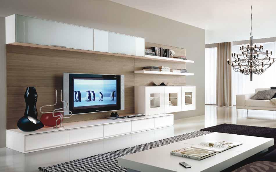 Mobilgam Living Moderno – Bruni Arredamenti – 114