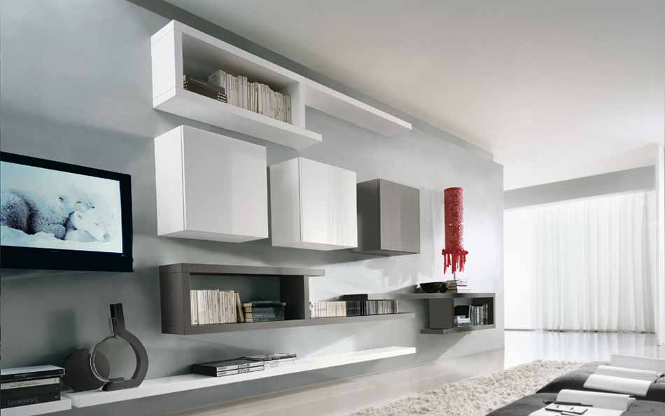 Mobilgam Living Moderno – Bruni Arredamenti – 115