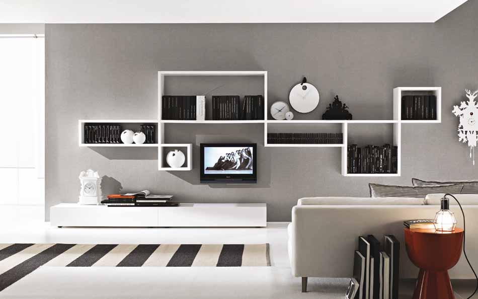 Mobilgam Living Moderno – Bruni Arredamenti – 122