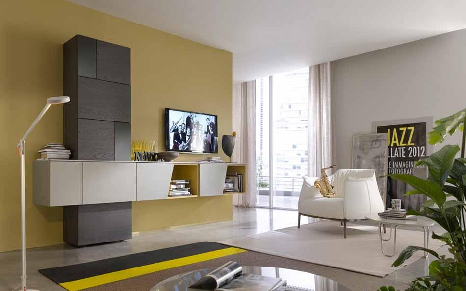 Mobilgam Living Moderno – Bruni Arredamenti – 128