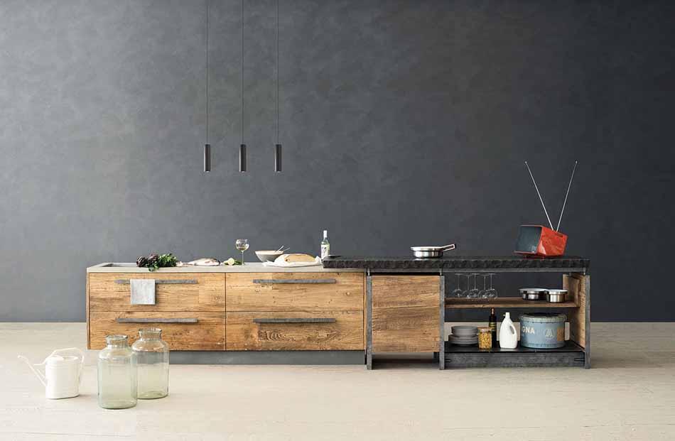 Nature Design 00 Cucina Vulcano – Bruni Arredamenti