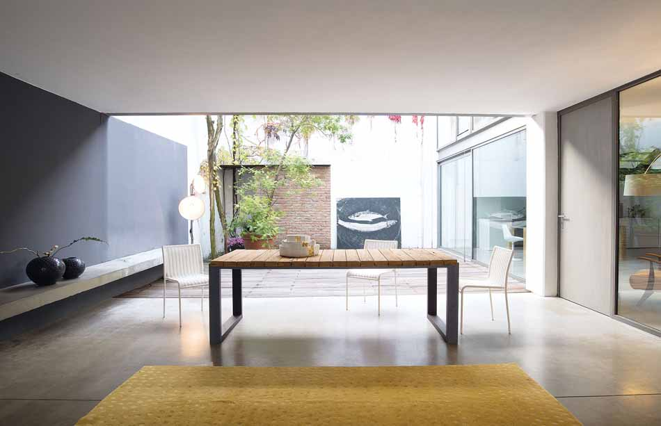 Nature Design 10 Tavoli Slat – Bruni Arredamenti