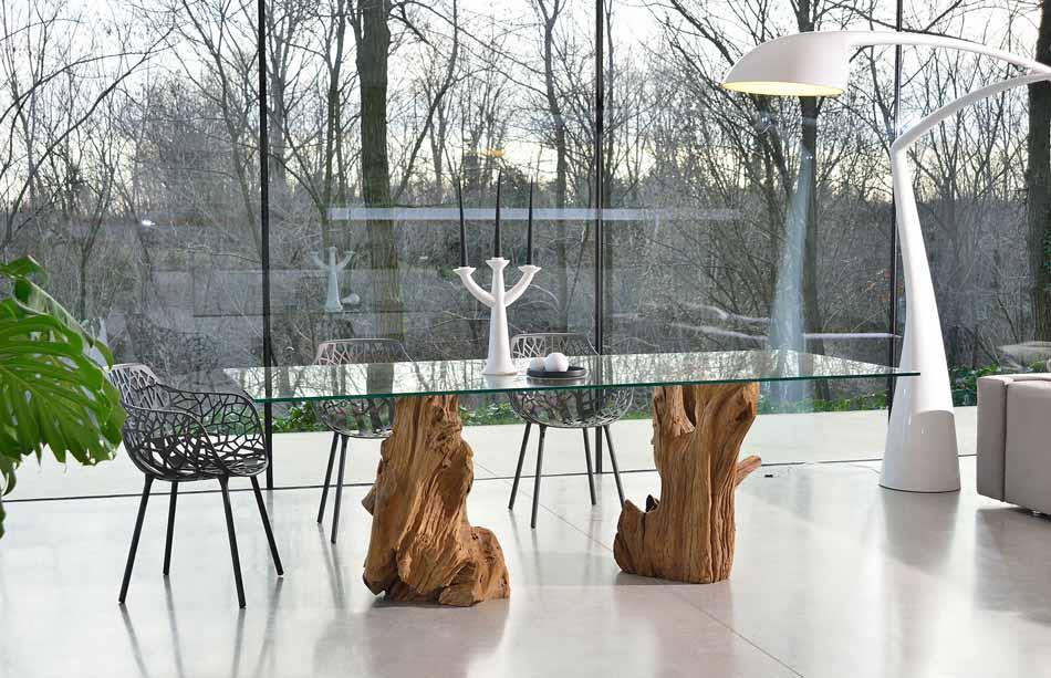 Nature Design 13 Tavoli Radice – Bruni Arredamenti
