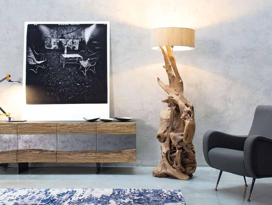 Nature Design 16 Lampada Root – Bruni Arredamenti