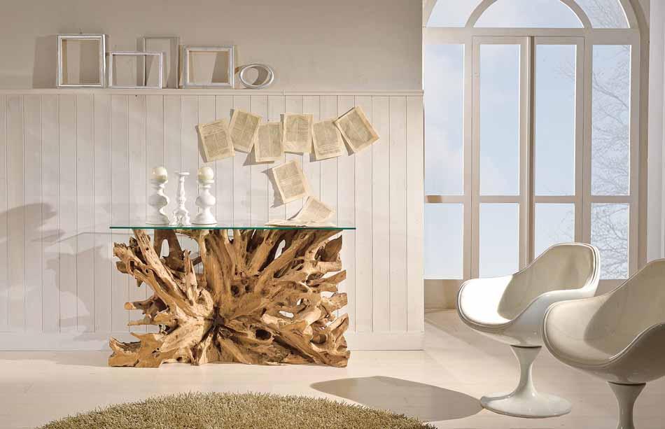 Nature Design 21 Tavoli Radice 3 – Bruni Arredamenti