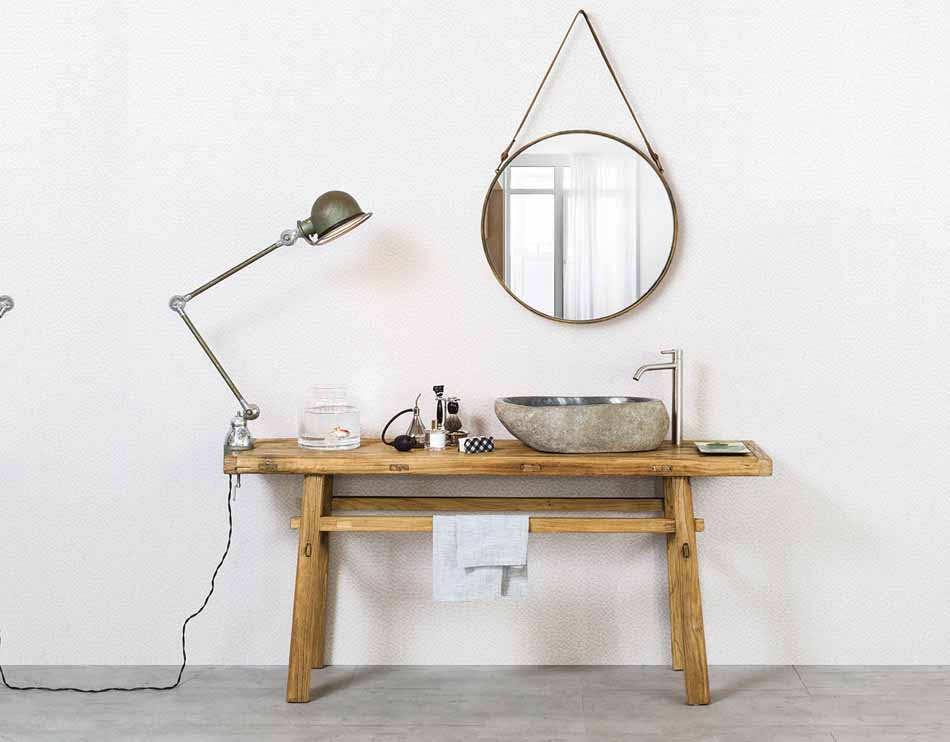 Nature Design 22 Bagno Desk – Bruni Arredamenti