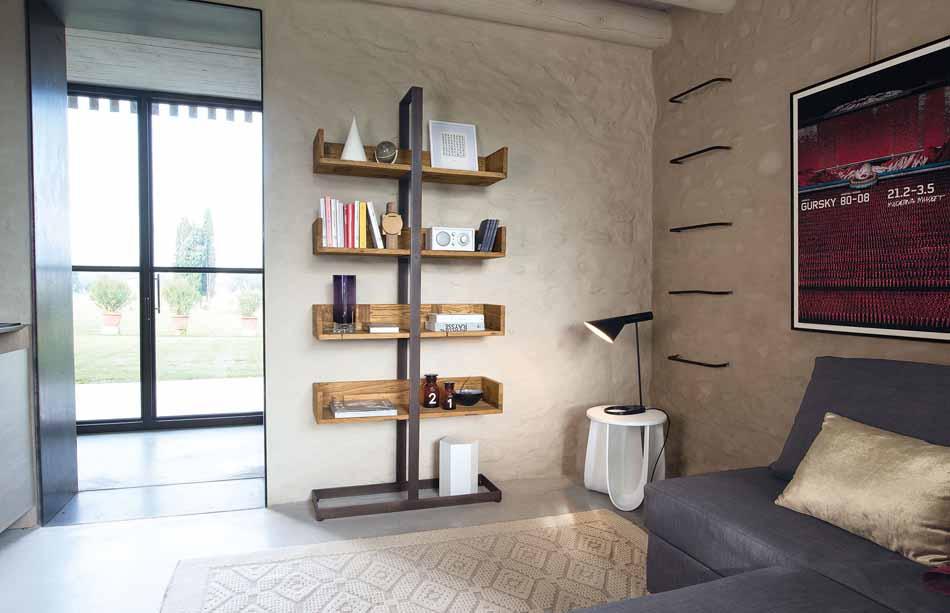 Nature Design 27 Libreria – Bruni Arredamenti