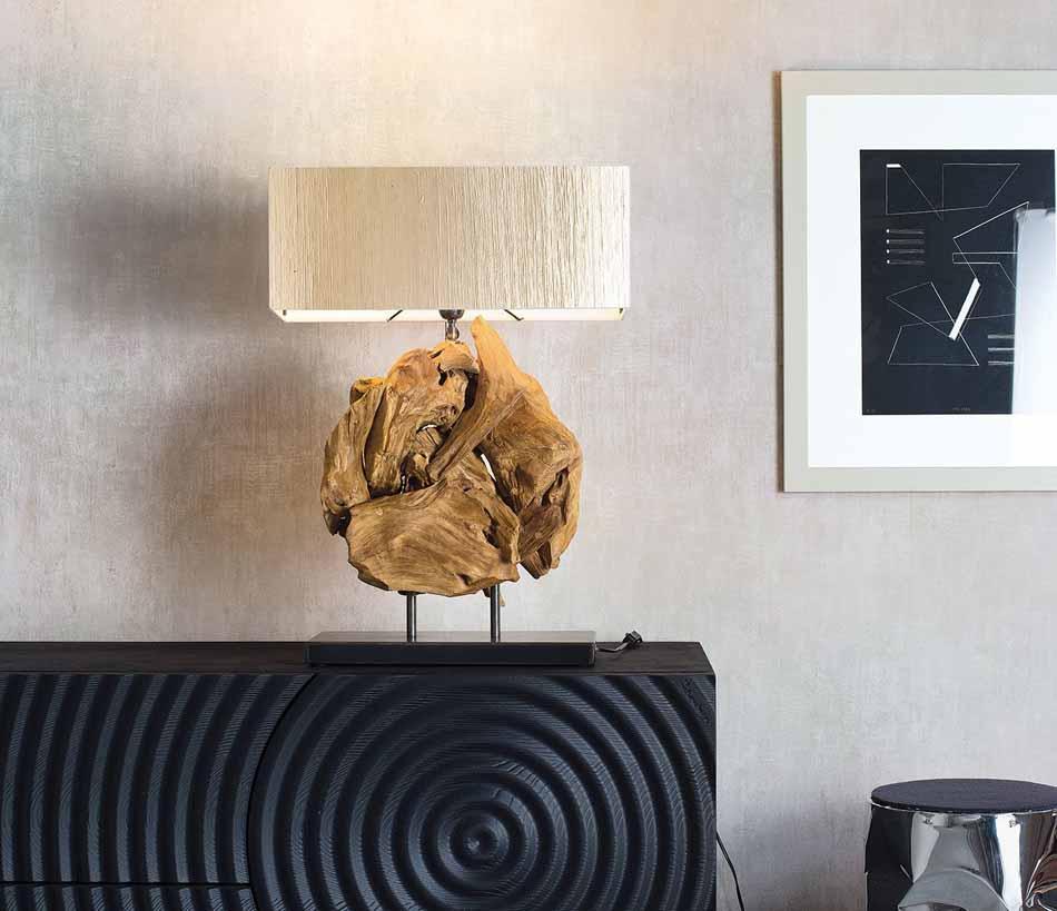 Nature Design 31 Lampada Asterix – Bruni Arredamenti