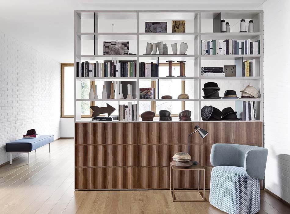 Novamobili Librerie Moderne Componibili – Bruni Arredamenti – 106