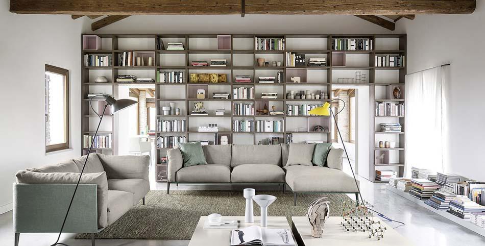 Novamobili Librerie Moderne Componibili – Bruni Arredamenti – 108