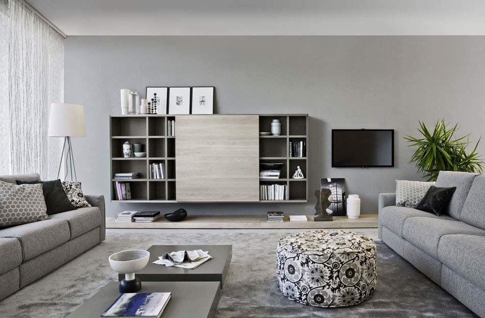 Novamobili Librerie Moderne Componibili – Bruni Arredamenti – 109