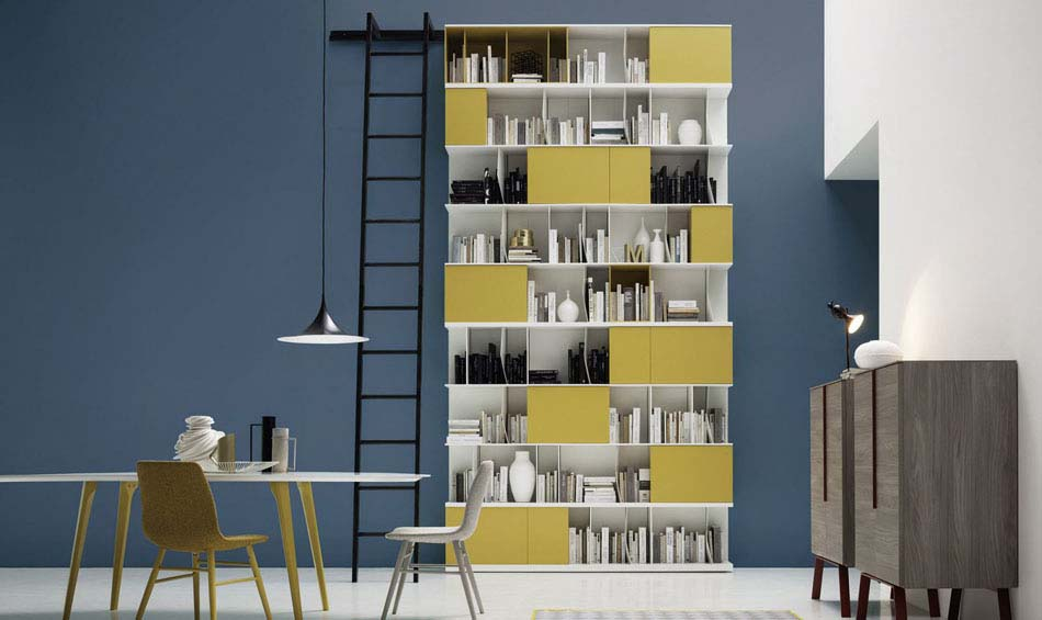 Novamobili Librerie Moderne Componibili – Bruni Arredamenti – 111