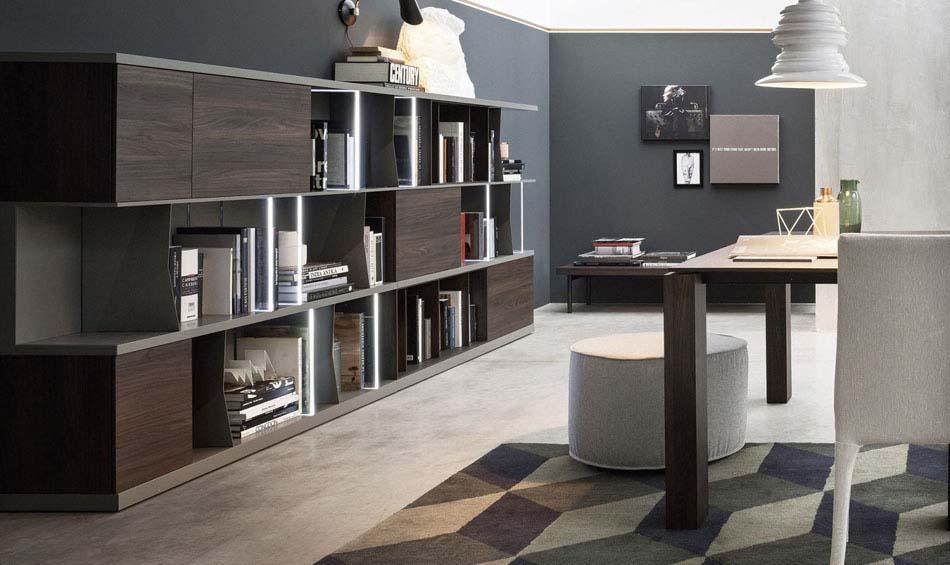 Novamobili Librerie Moderne Componibili – Bruni Arredamenti – 112