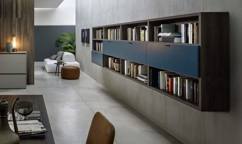 Novamobili Librerie Moderne Componibili – Bruni Arredamenti – 113