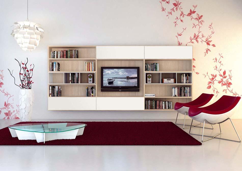 Novamobili Librerie Moderne Componibili – Bruni Arredamenti – 114
