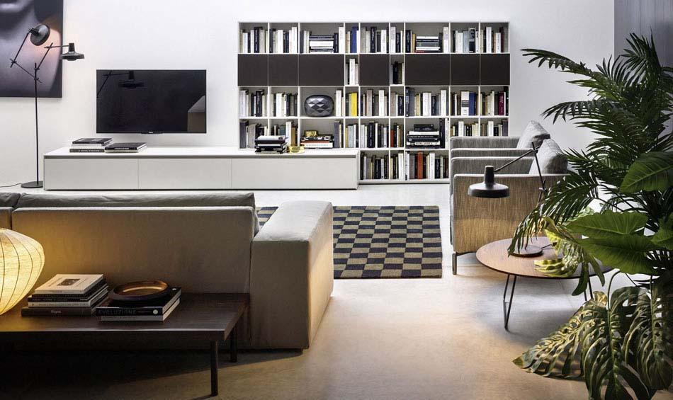 Novamobili Librerie Moderne Componibili – Bruni Arredamenti – 116
