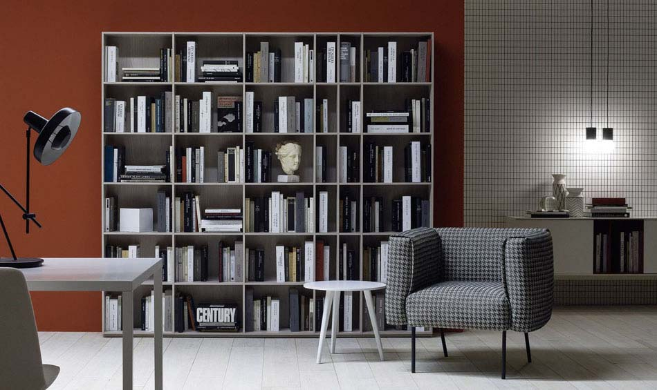 Novamobili Librerie Moderne Componibili – Bruni Arredamenti – 117