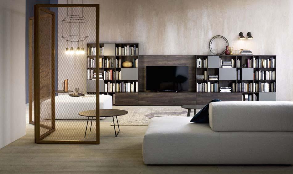 Novamobili Librerie Moderne Componibili – Bruni Arredamenti – 119