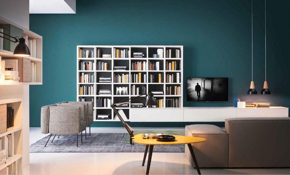 Novamobili Librerie Moderne Componibili – Bruni Arredamenti – 124