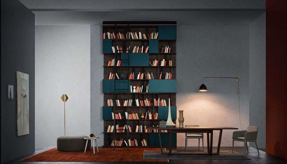 Novamobili Librerie Moderne Componibili – Bruni Arredamenti – 125