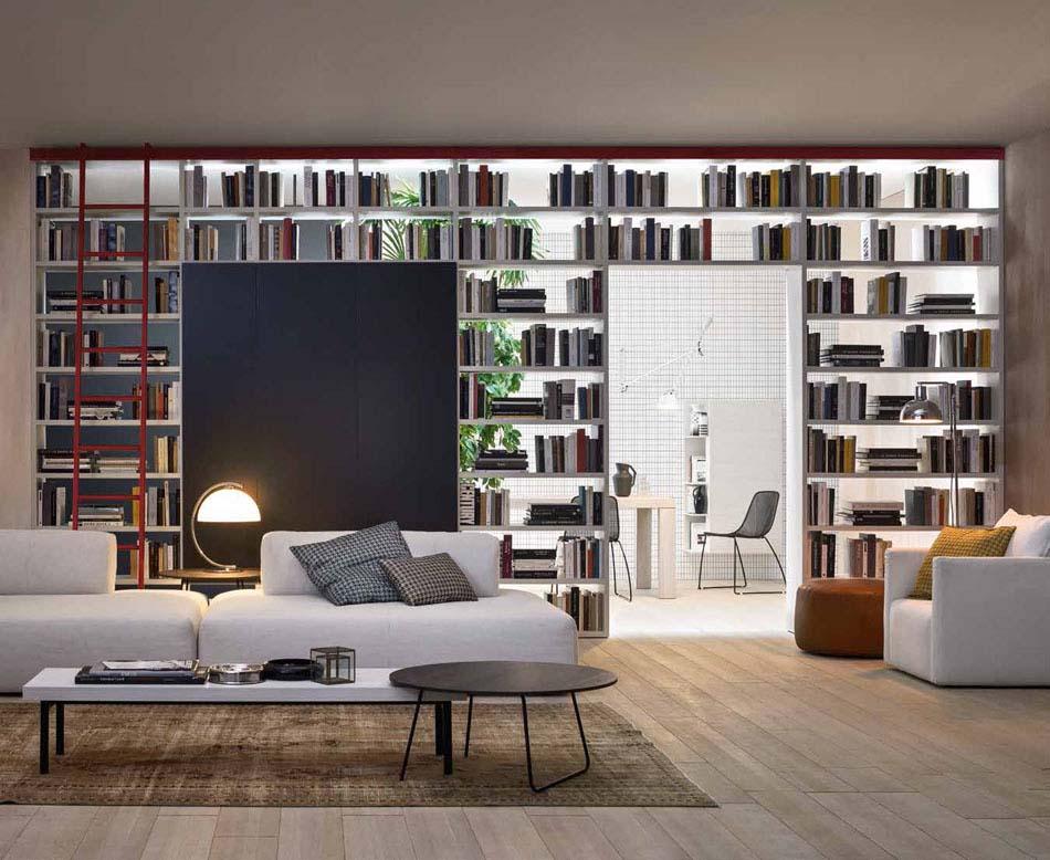 Novamobili Librerie Moderne Componibili – Bruni Arredamenti – 128
