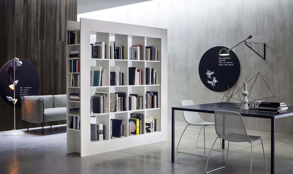 Novamobili Librerie Moderne Componibili – Bruni Arredamenti – 136