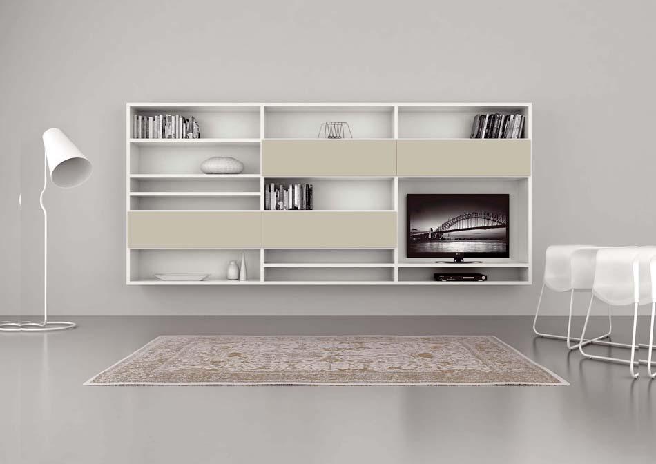 Novamobili Librerie Moderne Componibili – Bruni Arredamenti – 138