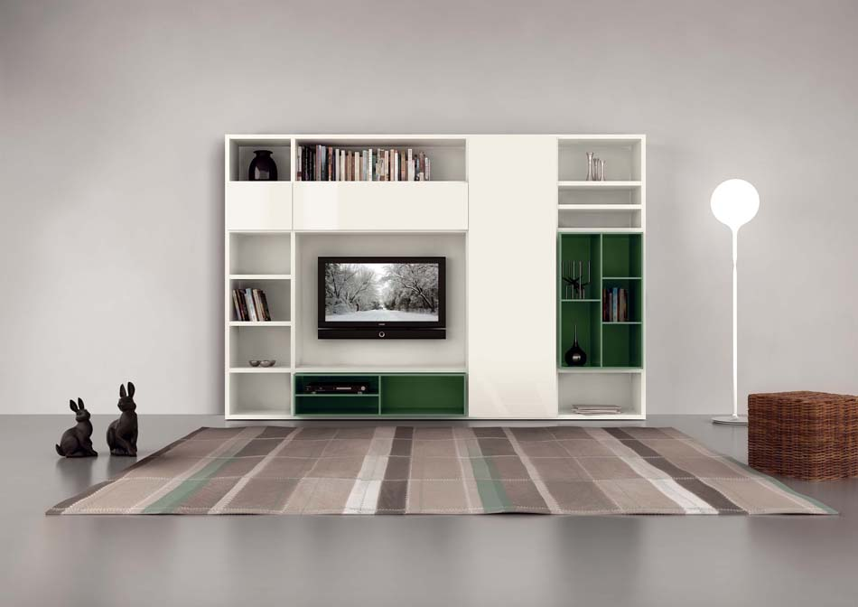 Novamobili Librerie Moderne Componibili – Bruni Arredamenti – 139