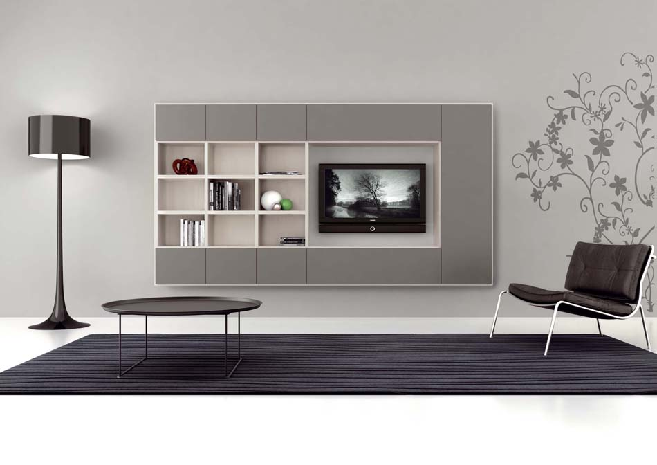 Novamobili Librerie Moderne Componibili – Bruni Arredamenti – 141