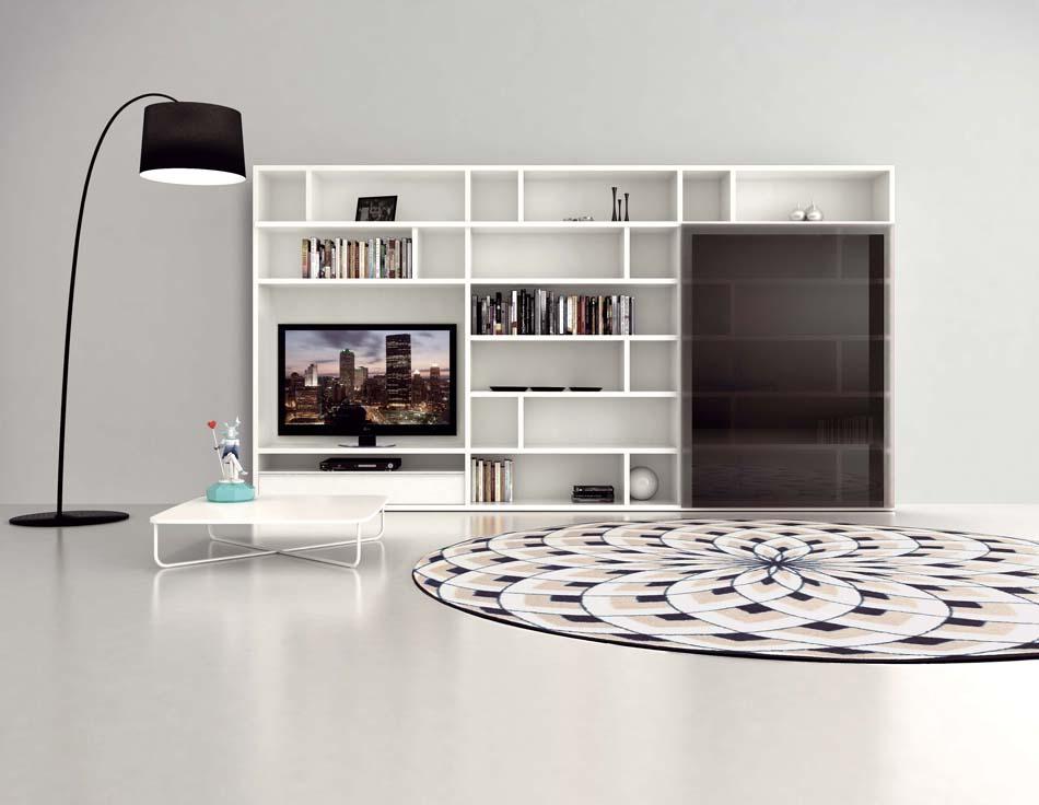 Novamobili Librerie Moderne Componibili – Bruni Arredamenti – 143