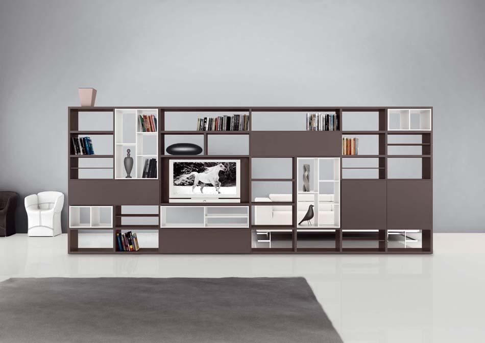 Novamobili Librerie Moderne Componibili – Bruni Arredamenti – 144