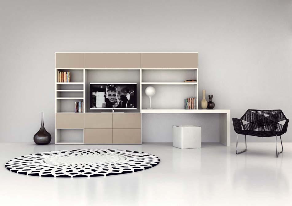 Novamobili Librerie Moderne Componibili – Bruni Arredamenti – 146