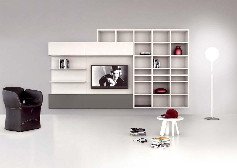 Novamobili Librerie Moderne Componibili – Bruni Arredamenti – 147