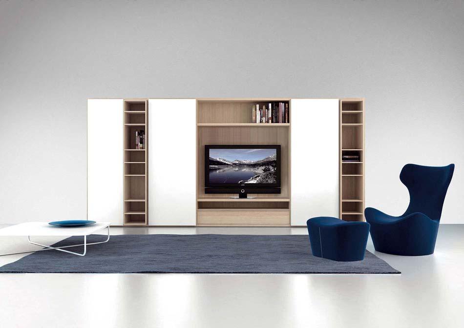 Novamobili Librerie Moderne Componibili – Bruni Arredamenti – 148