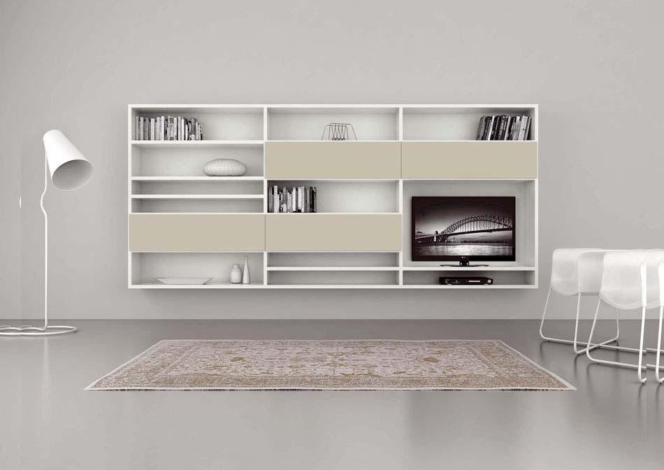Novamobili Librerie Moderne Componibili – Bruni Arredamenti – 151
