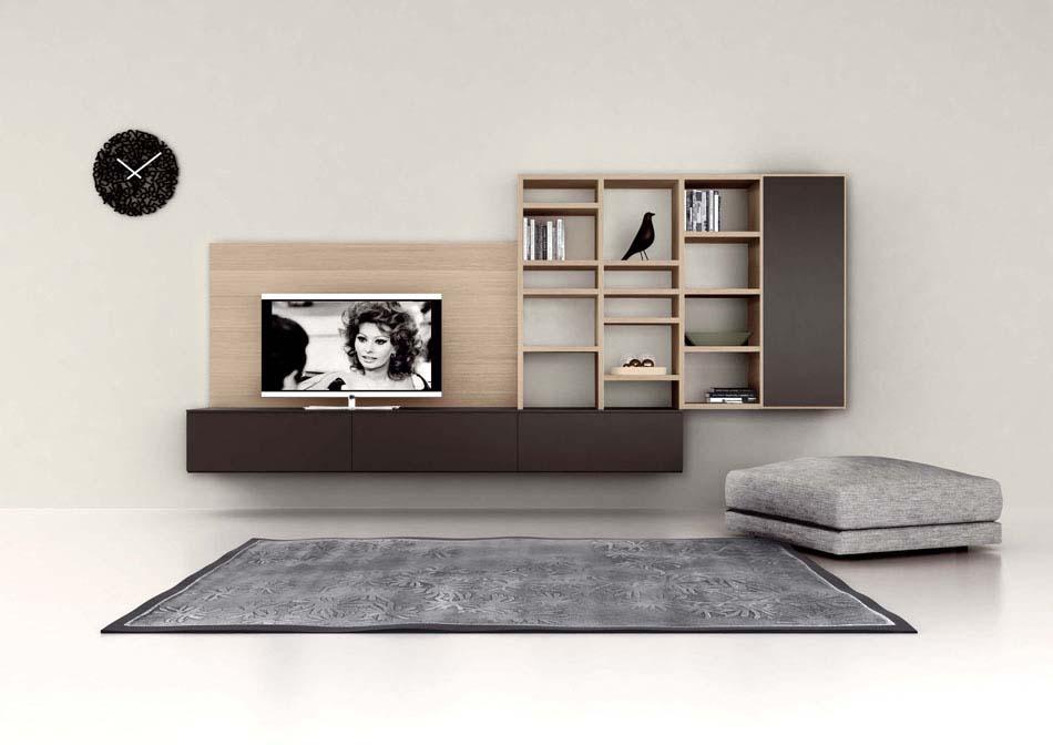 Novamobili Librerie Moderne Componibili – Bruni Arredamenti – 152