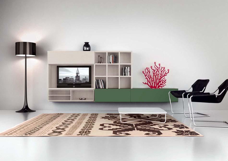 Novamobili Librerie Moderne Componibili – Bruni Arredamenti – 154