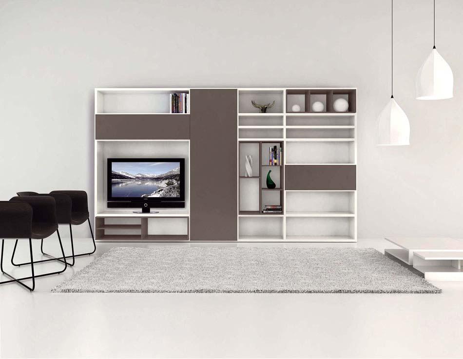 Novamobili Librerie Moderne Componibili – Bruni Arredamenti – 155