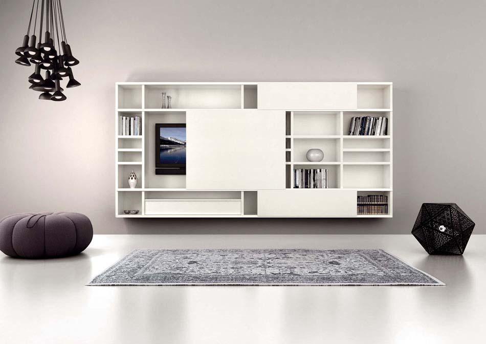 Novamobili Librerie Moderne Componibili – Bruni Arredamenti – 156