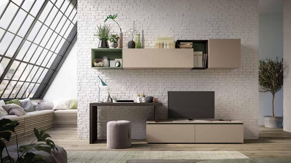 Orme Living Componibile Moderno – Bruni Arredamenti – 115