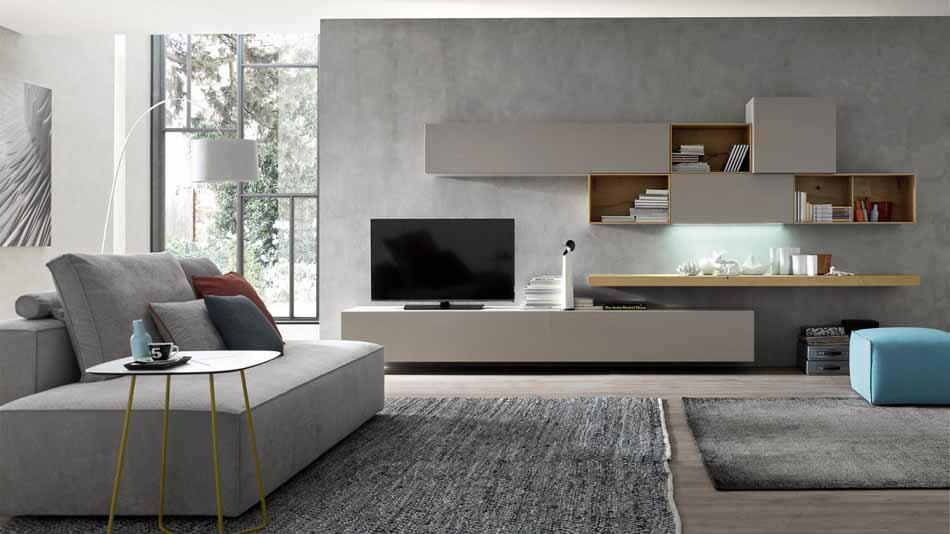 Orme Living Componibile Moderno – Bruni Arredamenti – 122