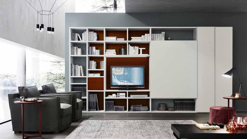 Orme Living E Librerie – Bruni Arredamenti – 101