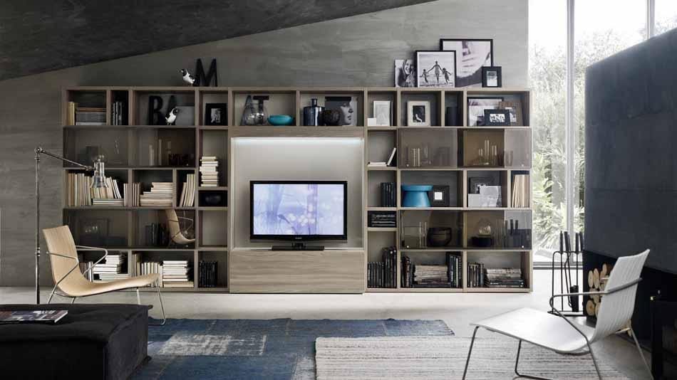 Orme Living E Librerie – Bruni Arredamenti – 103