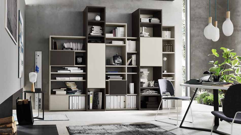 Orme Living E Librerie – Bruni Arredamenti – 105